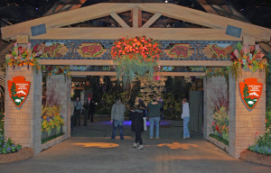 Entrance Philadel Flower Show 2016 040